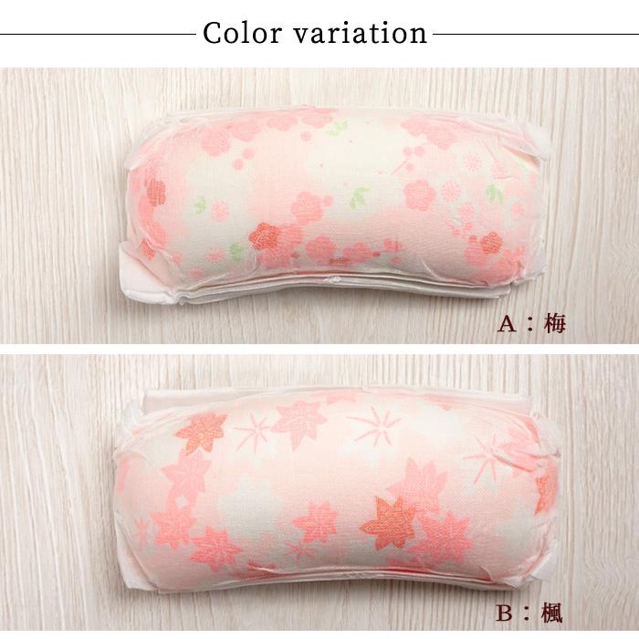 帯まくら あづま姿 ウレタン 友禅 ガーゼ 帯枕 選べる4種類 日本製>
