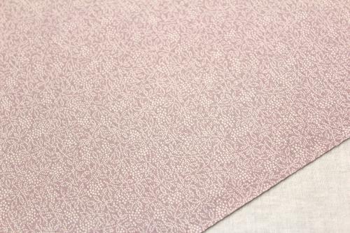 正絹の夏物駒絽江戸小紋「小花詰め」