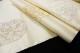 西陣織橋本テル織物謹製九寸名古屋帯「上品小花」