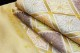 西陣織河合美術織物謹製袋帯「花菱」