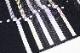 西陣織京都イシハラ謹製 夏物絽九寸名古屋帯「横段にモダン水玉」