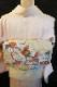 正絹訪問着 レンタルフルセット「刺繍 折鶴」
