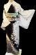 正絹訪問着レンタルフルセット「箔と友禅 染め分けぼかしに草花」