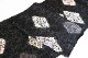 西陣織木原織物謹製 九寸名古屋帯「唐花に菱華紋」