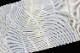 西陣織京都イシハラ謹製 夏物絽九寸名古屋帯「横段ボカシに流水と露芝」