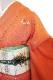正絹訪問着 レンタルフルセット「刺繍 花籠と萩」