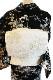 正絹訪問着 レンタルフルセット「総柄汕頭刺繍 茶屋辻」