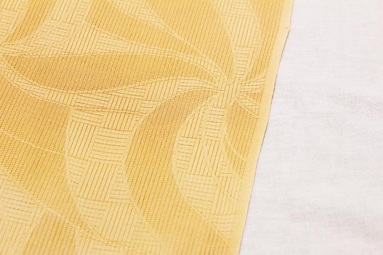 正絹の夏物変り絽帯揚げ「流水にぼかし」