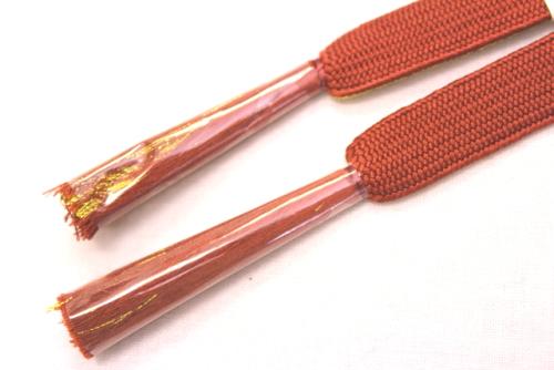 礼装用手組紐正絹帯締め「お薦め色5本セット」 ご情報に基づいて選ばせて頂きますので、画像は見本でございます