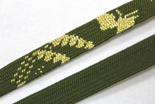 礼装用手組紐正絹帯締め「お薦め色3本セット」 ご情報に基づいて選ばせて頂きますので、画像は見本でございます