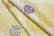 西陣織京都イシハラ謹製 九寸名古屋帯「小花ちらしに華紋」
