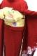 丹後ちりめん振袖レンタルフルセット「流水取りに桜と手毬」往復送料無料