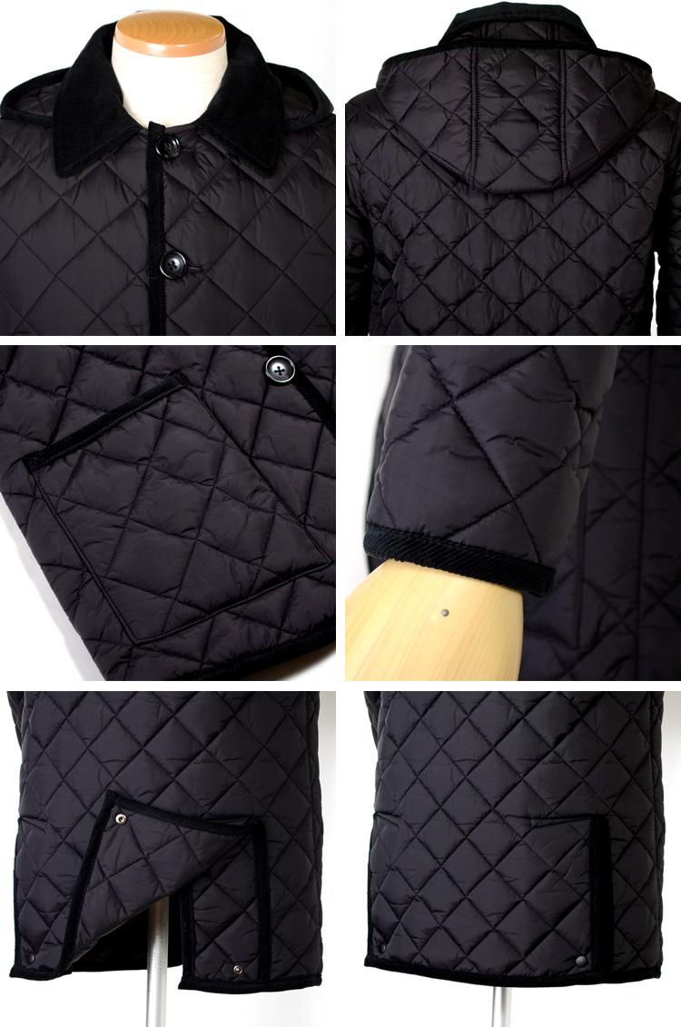 キルティングジャケット ジャケット メンズ キルティングコート 中綿ジャケット S M L XL THERMO LITE 中綿素材 撥水 取り外し フード メンズファッション ビジネス アウター