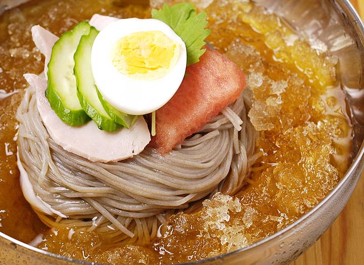 宋家の冷麺1食セット(麺160g・ストレートスープ300g) 常温便・クール冷蔵便可