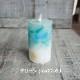 【kinariオリジナル】 candle time set グラデーションキャンドル 全10色