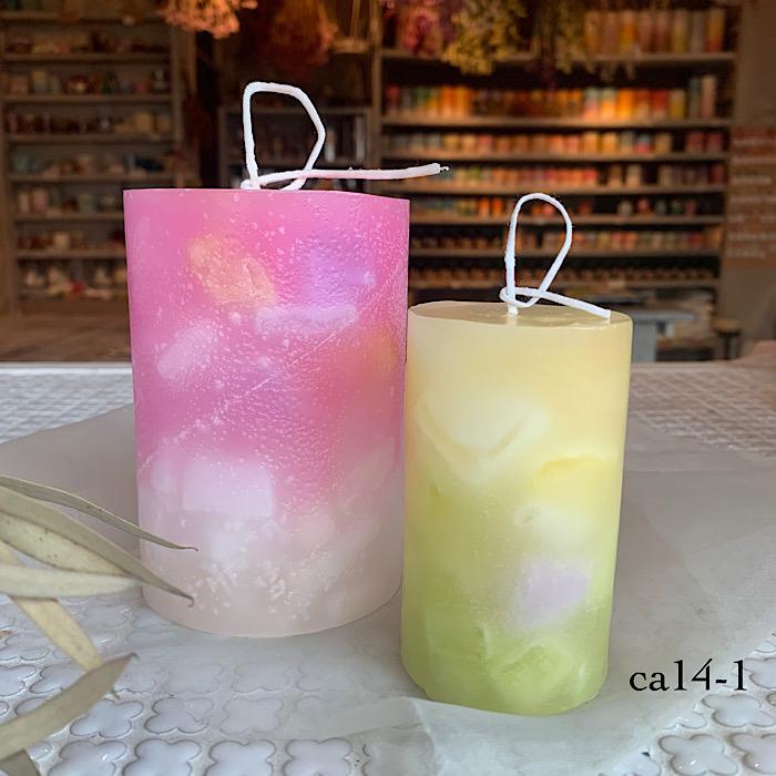 【kinariオリジナル】 candle time set グラデーションキャンドル