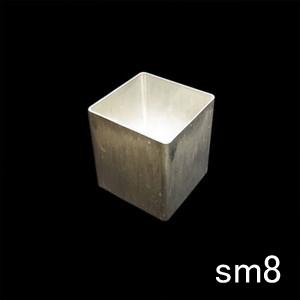 【SALE!】アウトレット数量限定品 キャンドル用アルミモールド