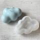 シリコンモールド 雲型 韓国キャンドル