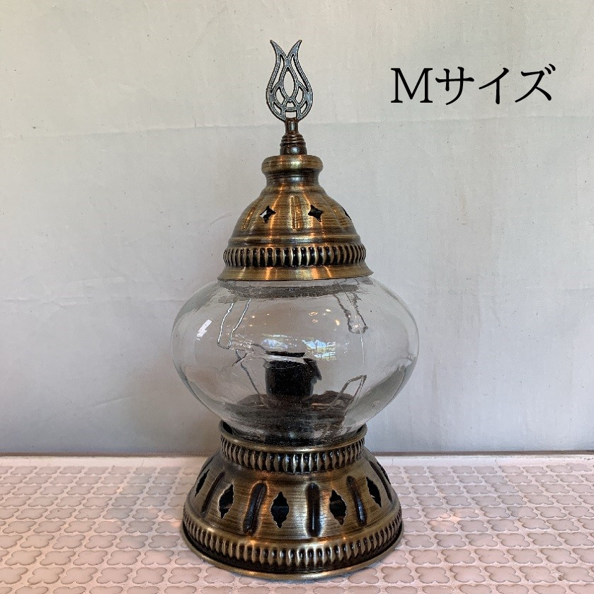 【トルコランプ】スタンドチューリップ型