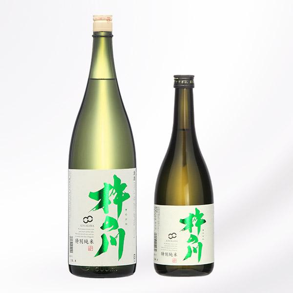 特別純米酒(1800m、720mll)