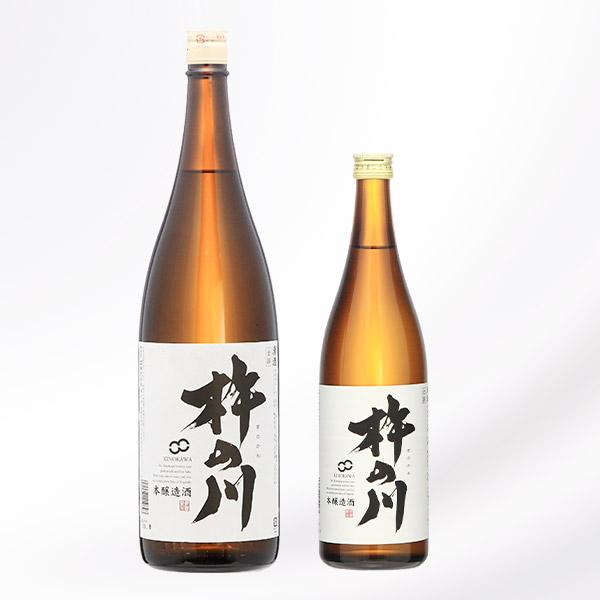 本醸造杵の川(1800ml、720ml)