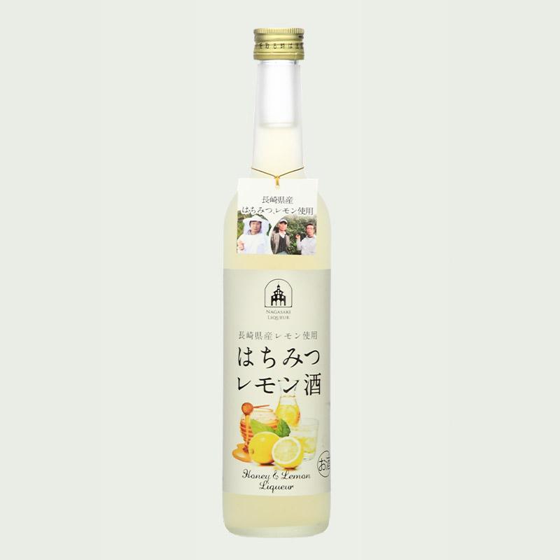 長崎リキュール はちみつレモン(500ml)