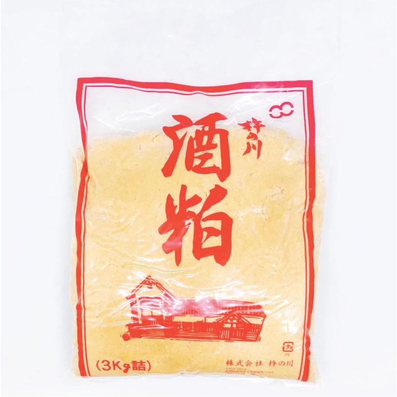 杵の川 漬物用酒粕3kg