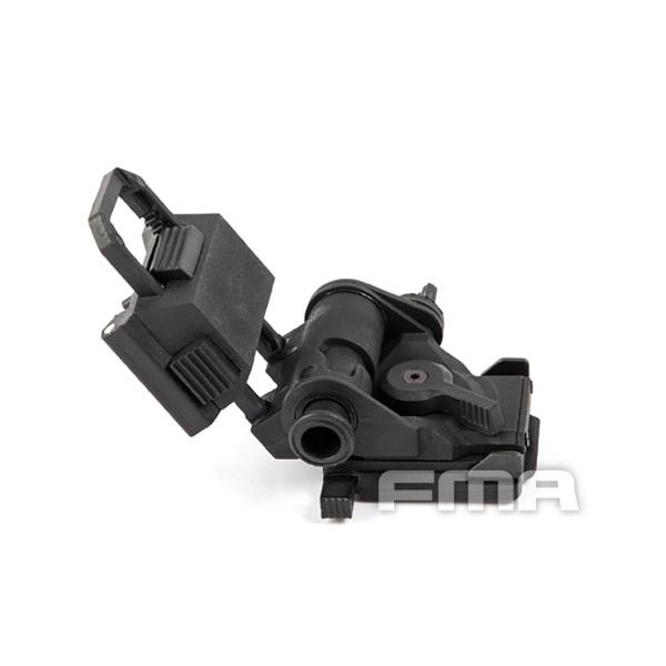 FMA L4G24 タイプ プラスチック ナイトビジョンマウント ブラック