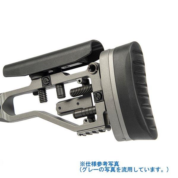 ARES MSR-303 エアコッキングスナイパーライフル デザートカラー 専用ハードケース付き