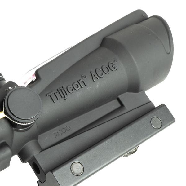 ARROW OPTICS ACOG TA11タイプ スコープ (集光式 レティクル) +RMRタイプドットサイト