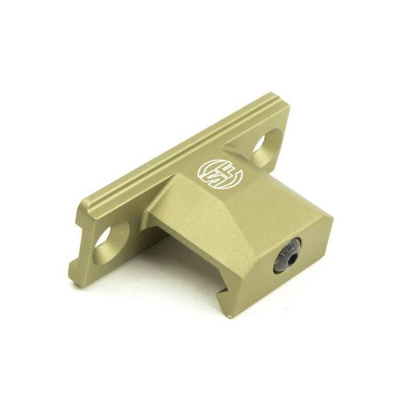 SOTAC SF RM45Lタイプ オフセット レールマウント M620タイプ スカウトライト用 デザートカラー