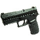 SIG M18(P320) ガスブローバック ブラック (SIG社正規ライセンスモデル)