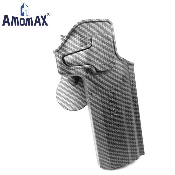 AMOMAX ポリマーホルスター for デザートイーグル カーボンブラックカラー