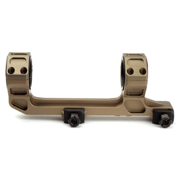 【特別価格】GEISSELE タイプ 25mm/30mm 径 ワンピース スコープマウント ショートタイプ デザートカラー