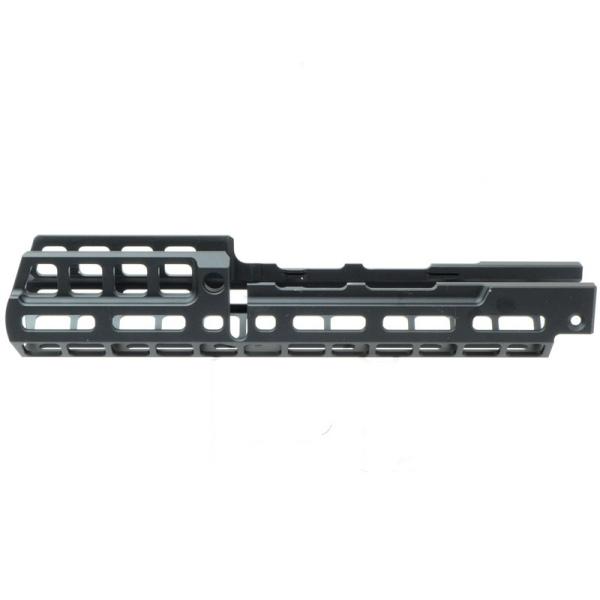 RGW RSR 10インチ M-LOKドロップインハンドガード ブラック