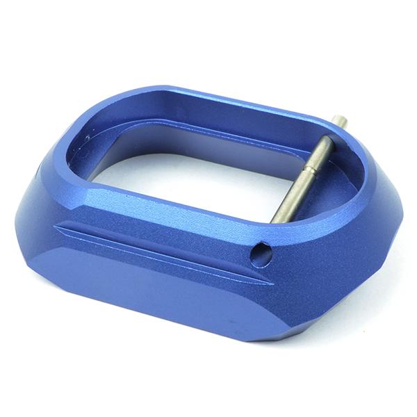 5KU SHPD Style マグウェル マルイ ハイキャパ用 ブルー