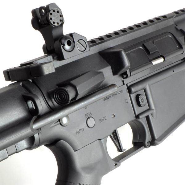 【メーカー協賛SALE】【数量限定】Classic Army (クラシックアーミー) M4 10インチ M-LOK (ENF007P-1)電動ガン【電子トリガーシステム搭載】【緊急事態宣言下のお客様応援SALE】