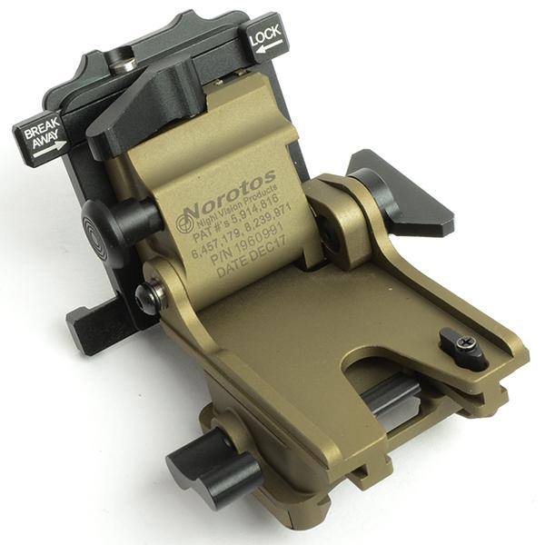 SOTAC Norotos LoSto Hyper Mountタイプ ナイトビジョンマウント デザートカラー