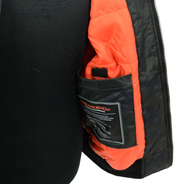 MA1 ジャケット マルチカムブラック