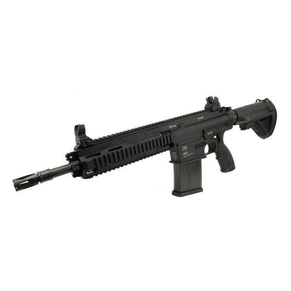 VFC /Umarex H&K HK417 Gen.2 12インチ Assault ガスブローバック ライフル (HK Licensed) ブラック