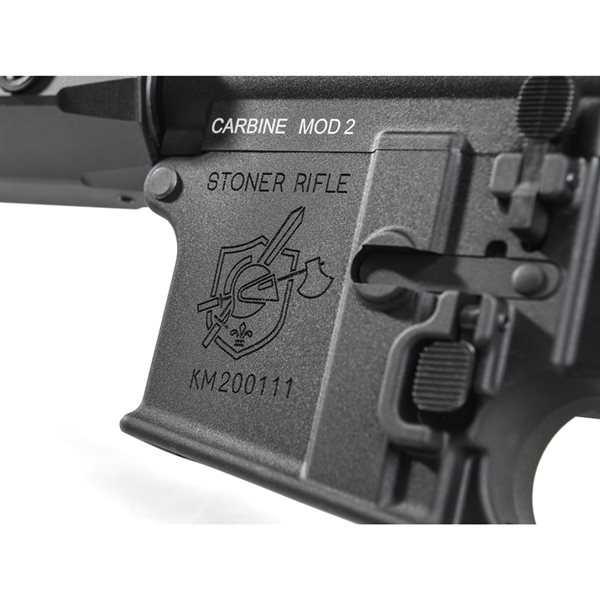 VFC KAC SR16E3 カービン Mod2 M-LOK ガスブローバック (Knight's Licensed)