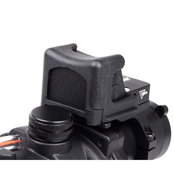 ACOG TA31タイプ 集光式 レティクル 4倍スコープ (電池不要タイプ) +RMRドットサイト キルフラッシュカバーセット