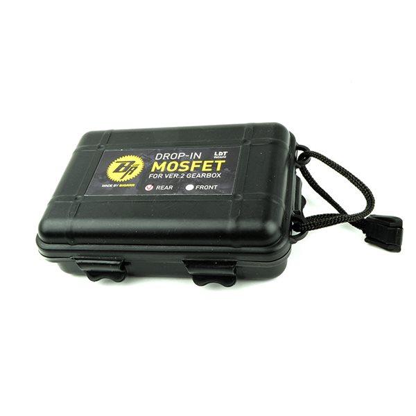 BIGRRR DROP-IN MOSFET Ver.2ギアボックス用 電子トリガーシステム 後方配線版