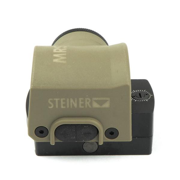 SOTAC STEINER MRSタイプ コンパクトドットサイト グロック用マウント付き デザートカラー