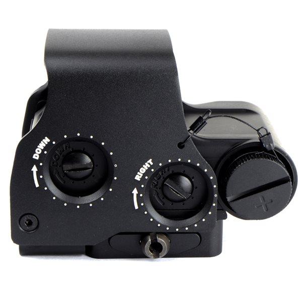 SOTAC EXPS3-0 タイプ ドットサイト QDマウントver. ブラック