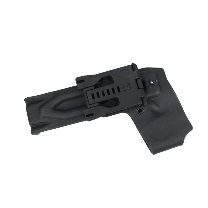 Kydex ホルスター for M320 ランチャー [ベルトクリップ式] ブラック