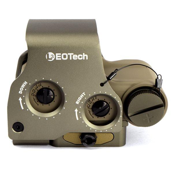 SOTAC EXPS3-0 タイプ ドットサイト QDマウントver. デザートカラー