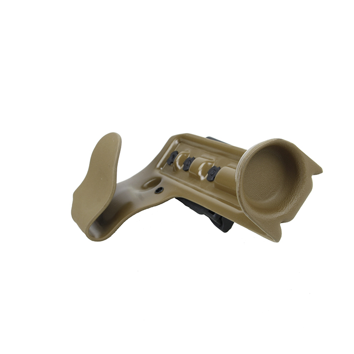 Kydex ホルスター for M320 ランチャー [クイックロック ホルスター フォーク式] デザートカラー