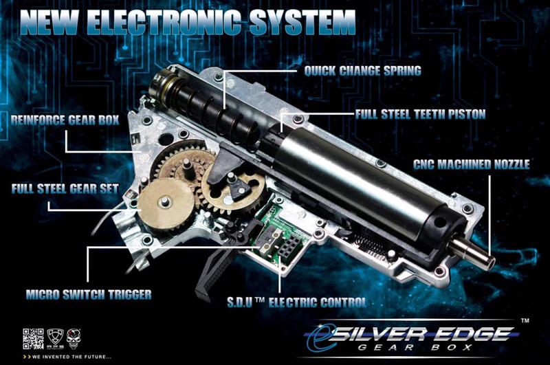 APS/EMG SPACE INVADER 9MM PCC 電動ガン デザートカラー