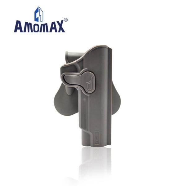AMOMAX ポリマー ホルスター for M1911 デザートカラー